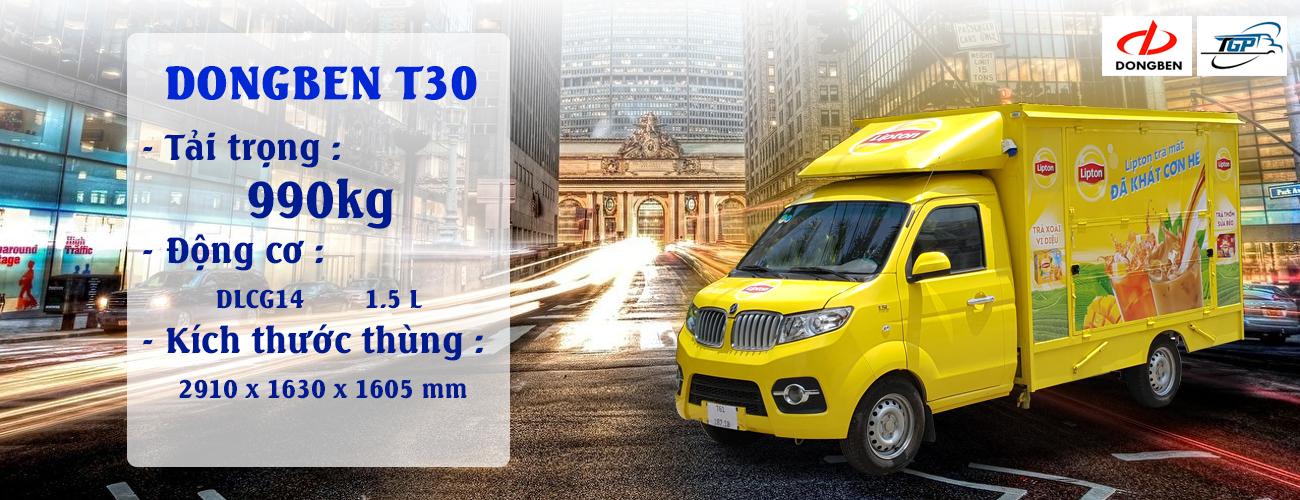 Xe tải Dongben DBT30